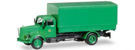 herpa 308397 MB L311 Toilettenwagen Polizei HH | LKW-Modell 1:87 online kaufen