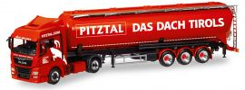 herpa 308502 MAN TGX XLX Silo Melmer Dach Tirol | LKW-Modell 1:87 online kaufen