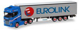 herpa 308526 Scania CS HD GaPlSzg Eurolink | LKW-Modell 1:87 online kaufen
