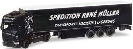 herpa 308748 Scania R TL GaPlSzg René Müller Transporte | LKW-Modell 1:87 online kaufen