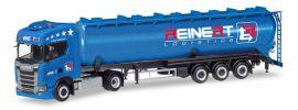 herpa 308984 Scania CS20 HD  ADR-Silosattelzug Reinert Logistics LKW-Modell 1:87 online kaufen