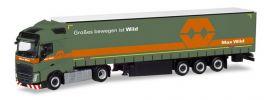 herpa 309288 Volvo FH GL Gardinenplanensattelzug  Max Wild LKW-Modell 1:87 online kaufen