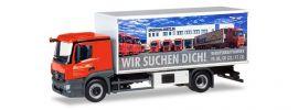 herpa 309295 Mercedes-Benz Actros Classicspace Kühlkoffer-LKW Wirtz Wir suchen Dich LKW-Modell 1:87 online kaufen