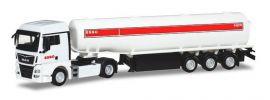 herpa 309509 MAN TGX XLX Euro6c Benzintanksattelzug Esso LKW-Modell 1:87 online kaufen
