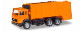 herpa 309530 BASIC Iveco Turbo Pressmüllwagen kommunal | LKW-Modell 1:87 online kaufen
