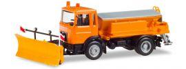 herpa 309547 BASIC MAN F8 Winterdienstfzg kommunal | LKW-Modell 1:87 online kaufen
