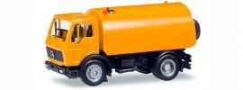herpa 309554 BASIC MB S Schörling Kehrfzg kommunal | LKW-Modell 1:87 online kaufen
