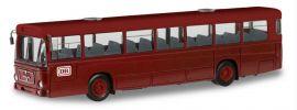 herpa 309561 MAN SÜ 240 Bahnbus Deutsche Bundesbahn BASIC Busmodell 1:87 online kaufen