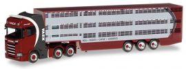 herpa 309646 Scania CS20 HD Viehtransporter-Sattezlug Vaex LKW-Modell 1:87 online kaufen