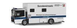 herpa 309660 Mercedes-Benz Econic Koffer-LKW Polizei NRW Sondereinsatz Blaulichtmodell 1:87 online kaufen