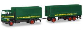 herpa 309820 Ford Transconti Planenhängerzug Offergeld LKW-Modell 1:87 online kaufen