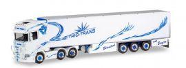 herpa 309967 Scania CS20 HD 6x2 Kühlkoffersattelzug Trio Trans LKW-Modell 1:87 online kaufen