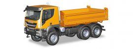 herpa 309998 Iveco Trakker 6x6 Baukipper-LKW LKW-Modell 1:87 online kaufen