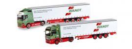 herpa 310215 Volvo und MAN Jubiläumsset 80 Jahre Spedition Wandt zwei LKW-Modelle 1:87 online kaufen