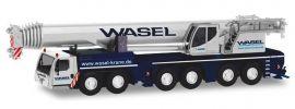 herpa 310697 Liebherr Mobilkran LTM 1300-6.2 Wasel Kranmodell Spur H0 online kaufen