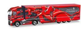 herpa 310796 Renault T High Roof Koffersattelzug Tour de Dynamics PR-Truck LKW-Modell Spur H0 online kaufen