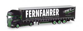 herpa 311229 Scania R TL 2013 Lowlinersattelzug TET Spedition Fernfahrer LKW-Modell 1:87 online kaufen