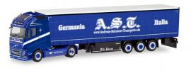 herpa 311236 Volvo FH GL XL Gardinenplanensattelzug AST Schubert Bonan Italia LKW-Modell 1:87 online kaufen