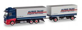 herpa 311250 Mercedes-Benz Actros 2011 Bigspace Planenhängerzug Alfred Talke LKW-Modell 1:87 online kaufen