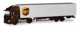 herpa 311359 Mercedes-Benz Actros Streamspace Koffersattelzug UPS LKW-Modell 1:87 online kaufen