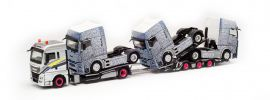 herpa 311984 MAN TGX XLX Euro 6c Transporter-Hängerzug | LKW Modell 1:87 online kaufen