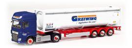 herpa 312004 DAF XF SSC Euro6 40 ft. Sattelzug Greiwing | LKW-Modell 1:87 online kaufen