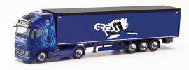 herpa 312219 Volvo FH Gl. XL Schubboden-Sattelzug | LKW-Modell 1:87 online kaufen