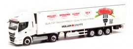 herpa 312257 Iveco Stralis NP 460 Kühlkoffer-Sattelzug | LKW-Modell 1/87 online kaufen