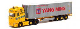 herpa 312318 Scania CS 20 HD 6x2 Container-Sattelzug | LKW-Modell 1:87 online kaufen