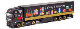 herpa 312356 MAN TGX GX Gardinenplanen-Sattelzug Herpa Weihnachtstruck 2020 | LKW-Modell 1:87 online kaufen