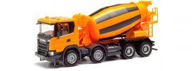 herpa 312424 Scania CG 17 Betonmischer 4-achs   Baufahrzeug 1:87 online kaufen