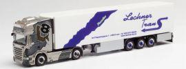 herpa 312431 Scania R 13 TL Kühlkoffer-Sattelzug Lechner Trans   LKW-Modell 1:87 online kaufen