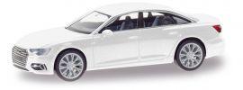 herpa 420297-002 Audi A6 Limousine ibisweiß   Automodell 1:87 online kaufen