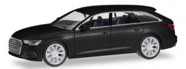 herpa 420303-002 Audi A6 Avant C8 briliantschwarz Automodell 1:87 online kaufen