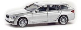 herpa 430708-002 BMW 5er Touring glaciersilber | Automodell 1:87 online kaufen