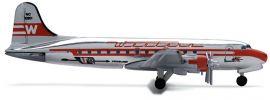 herpa 514729 Douglas DC-4 Western Airlines Flugzeugmodell 1:500 online kaufen