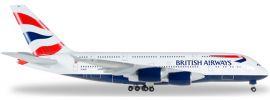 herpa 524391-002 A380 British Airways G-XLEL | WINGS 1:500 online kaufen