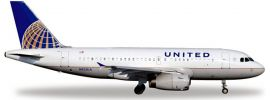 herpa 526883 A319 United Airlines WINGS 1:500 online kaufen