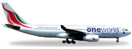 """herpa 527491 A330-200 SriLankan """"OneWorld"""" WINGS 1:500 online kaufen"""