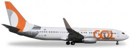 herpa 528726 Boeing 737-800 GOL | Wings Flugzeugmodell 1:500 online kaufen