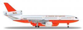 herpa 529082-001 McDonnell Douglas DC-10-30  Tanker Air Carrier 914 Flugzeugmodell 1:500 online kaufen