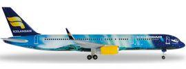 herpa 529129 B757-200 Icelandair Aurora | WINGS 1:500 online kaufen