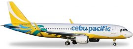 herpa 529327 A320 Cebu Pacific 2016 colors | WINGS 1:500 online kaufen