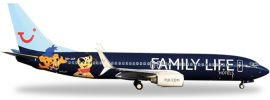 herpa 529433 B737-800 Jetairfly Family Life | WINGS 1:500 online kaufen