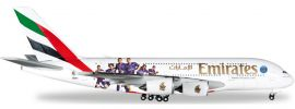 herpa 529440 A380 Emirates Paris St Germain | WINGS 1:500 online kaufen