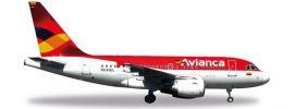 herpa 530088 A318 Avianca | WINGS 1:500 online kaufen