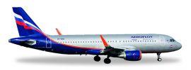 herpa WINGS 530644 Airbus A320 Aeroflot Abram loffe Flugzeugmodell 1:500 online kaufen