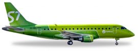 herpa WINGS 530866 Embraer E170 S7 Airlines  new colors Flugzeugmodell 1:500 online kaufen