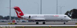 herpa 534567 Fokker 100 QantasLink | Flugzeugmodell 1:500 online kaufen