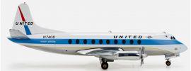 herpa 553681 Vickers Viscount 700 United Airlines Modellflugzeug 1:200 online kaufen